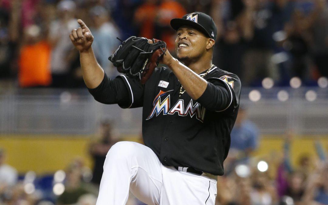 Edinson Volquez no-hitter adds to Diamondbacks' road woes