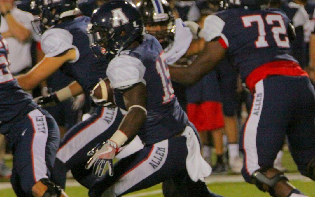 Texas running back Brock Sturges commits to ASU football