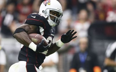 Arizona Cardinals' Adrian Peterson brings energy to a team in disarray
