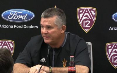 Todd Graham talks about Territorial Cup significance