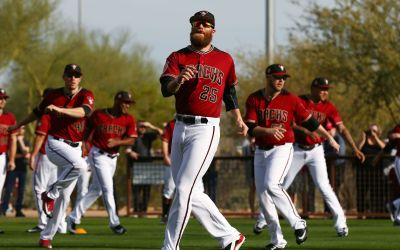 Diamondbacks host ASU to start Cactus League
