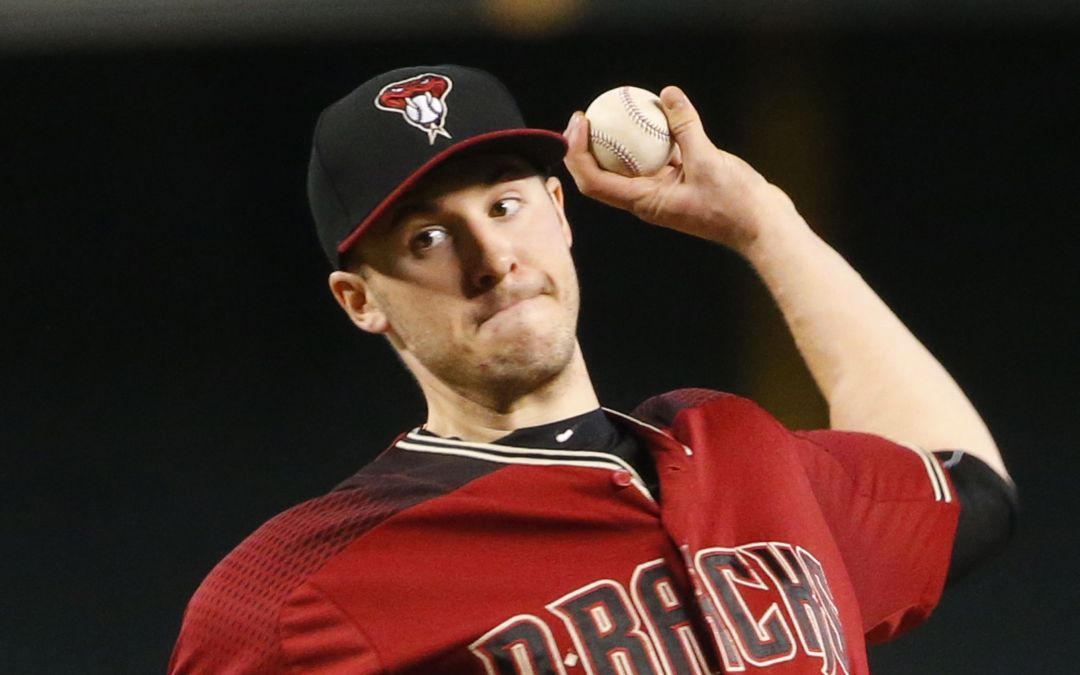 Arizona Diamondbacks' arbitration workload nearly complete