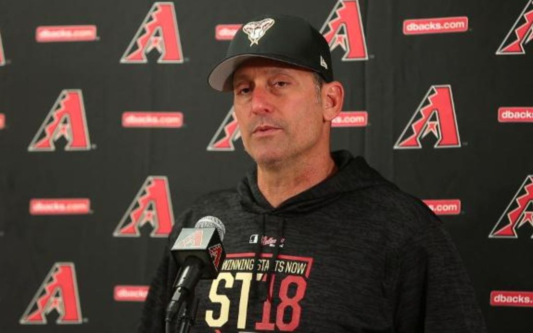 Diamondbacks manager on J.D. Martinez question
