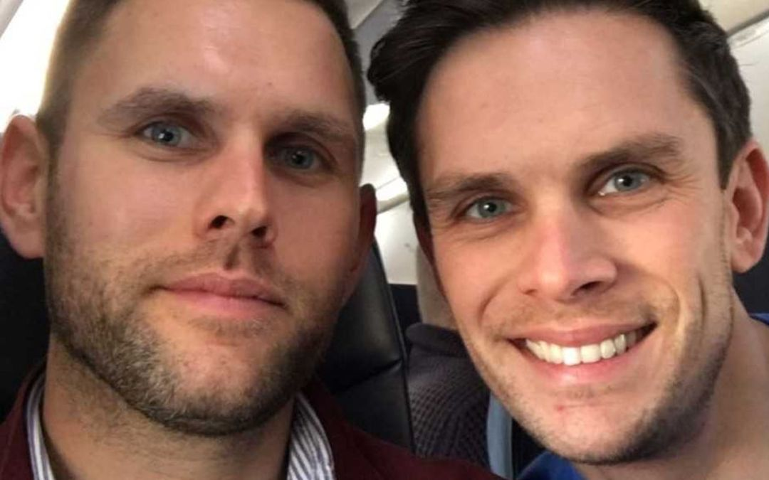 Stuart and Jason Hill, killed in Grand Canyon crash, were 'like twins'