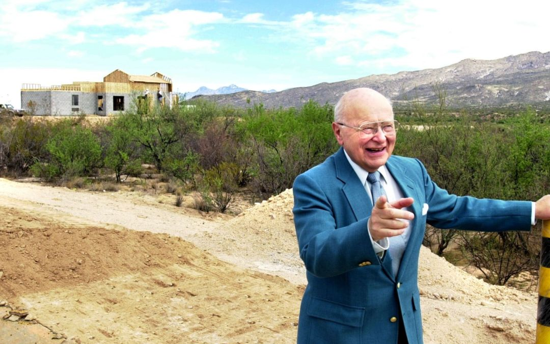 University of Arizona's former president Henry Koffler dies at 95
