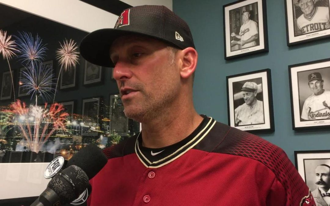 Torey Lovullo on D-Backs' loss to Dodgers, Godley's outing