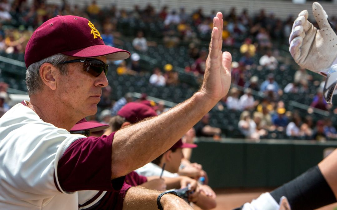 ASU baseball looks to play spoiler against rival Arizona Wildcats
