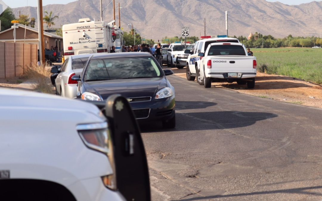Phoenix police involved in shooting incident