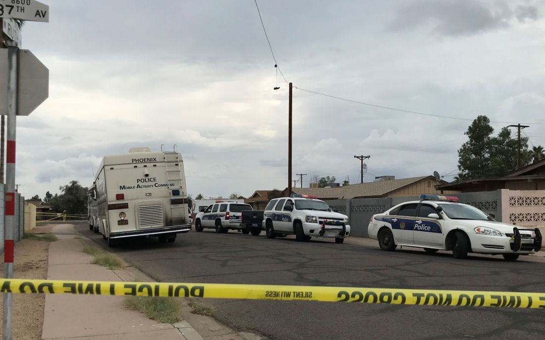 Police ID latest armed man killed by Phoenix cops as Ronald Barney