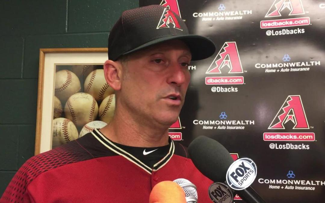 D-Backs' Torey Lovullo on Shelby Miller's injury, ugly loss vs. Rockies
