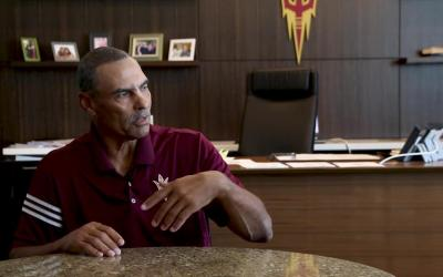 ASU's Herm Edwards on choosing Philadelphia over Miami as an undrafted free agent