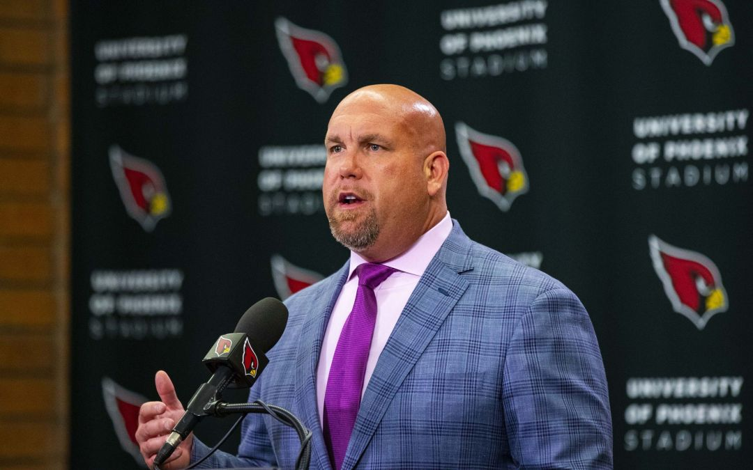 Video shows details of Arizona Cardinals Steve Keim's DUI arrest
