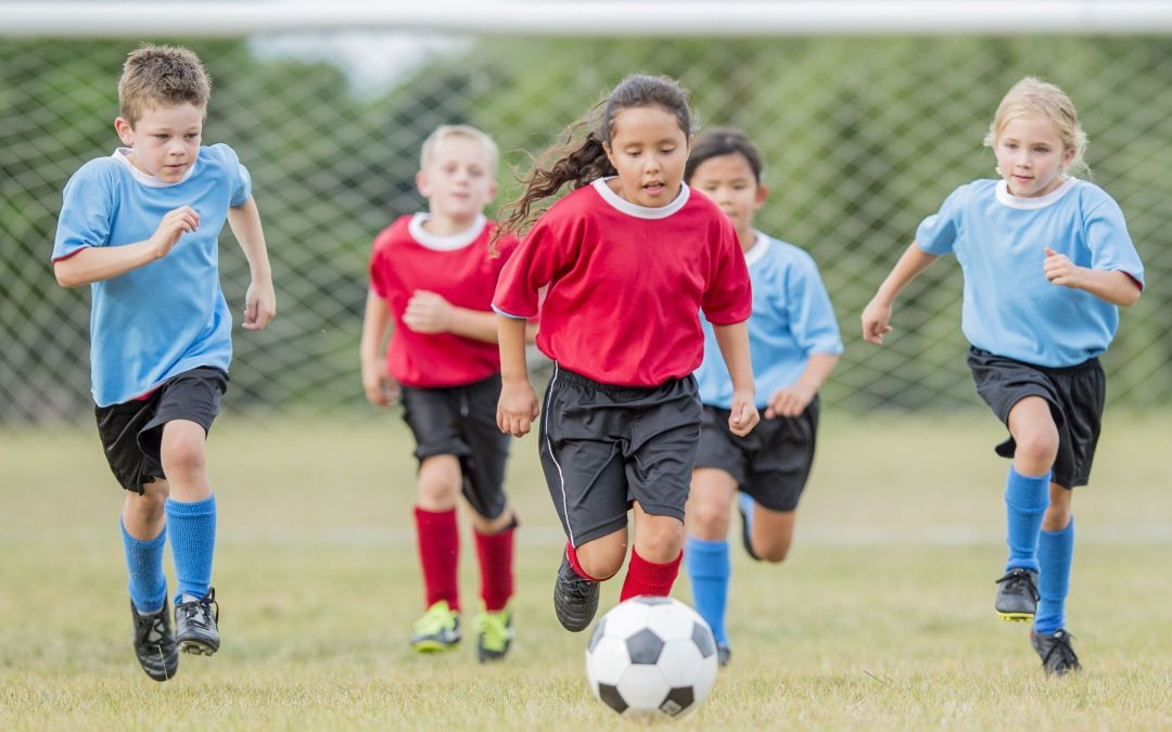 Where your child can learn to play soccer in Phoenix