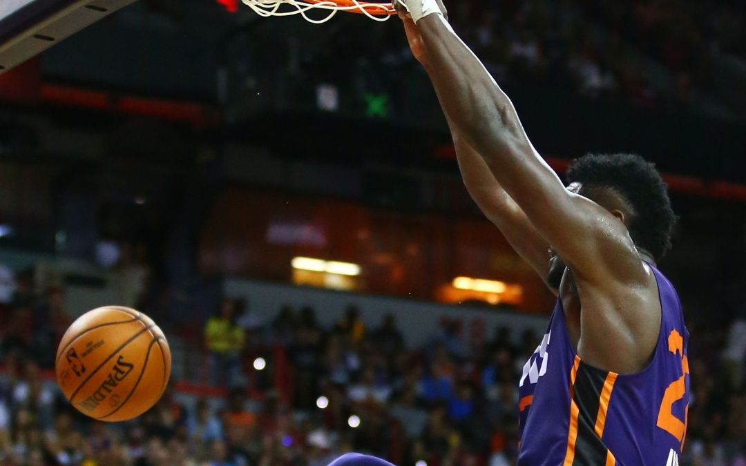 Phoenix Suns' summer-league takeaways: Deandre Ayton, Davon Reed