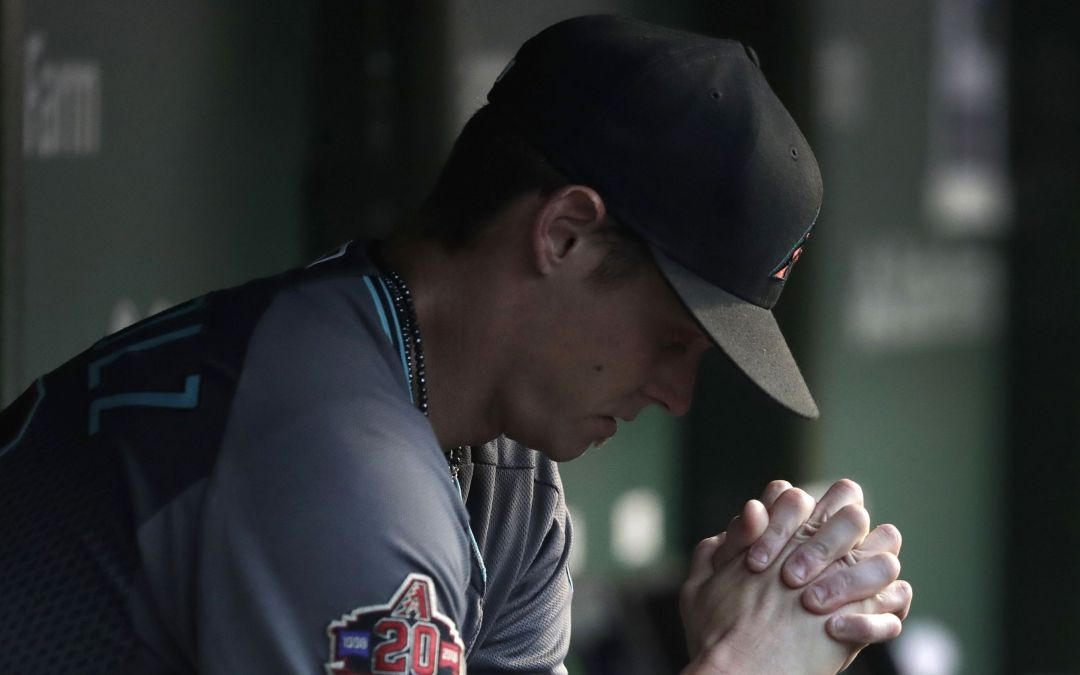 How Arizona Diamondbacks' Clay Buchholz reinvented himself