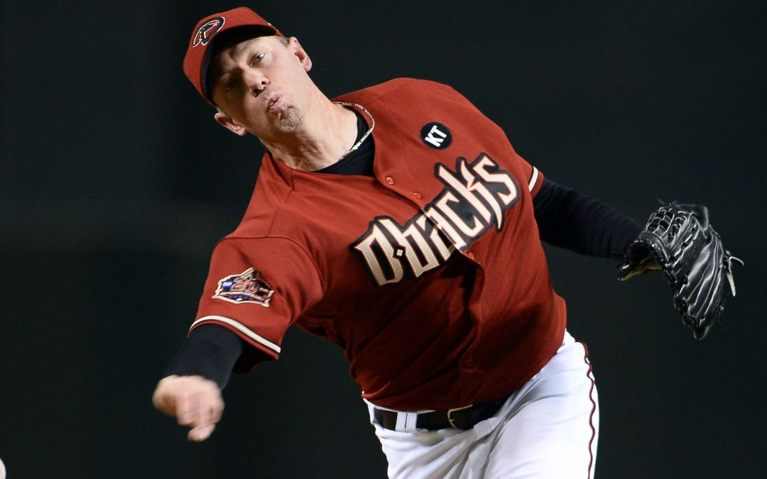 Longtime Diamondbacks reliever Brad Ziegler announces retirement