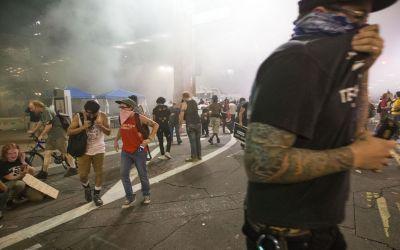 As potential Trump rally looms, ACLU seeks injunction on Phoenix police