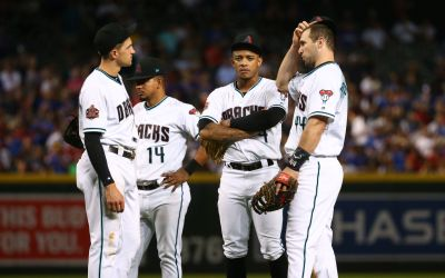 Arizona Diamondbacks fall again to Cubs, but say they're not done yet