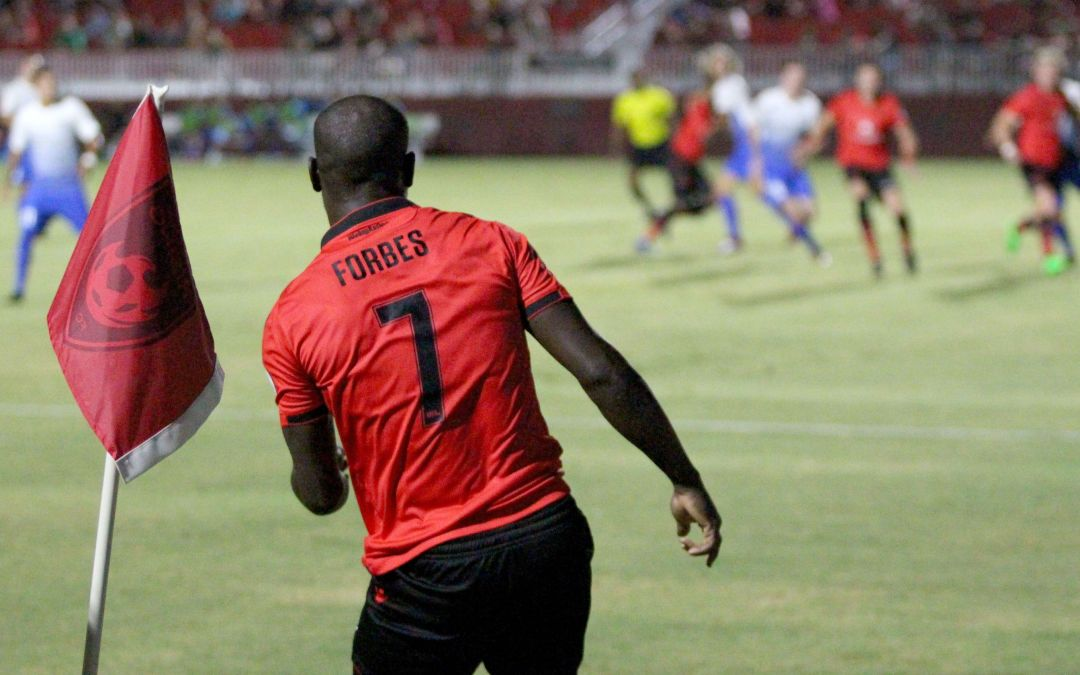 Las Vegas Lights FC blitz Phoenix Rising FC in second half for win