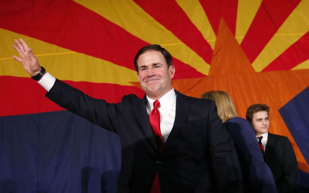 After the 2018 midterm elections, is Arizona still a red state?