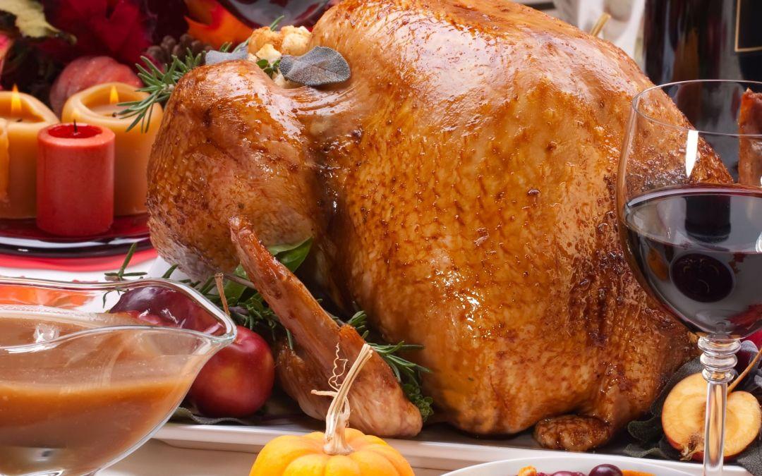 Raw turkey sickens 164 with salmonella, CDC says