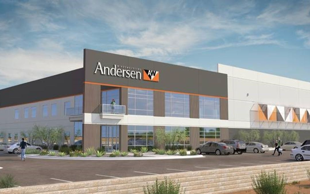 Andersen Corporation, Vantage Data Centers opening facilities in Goodyear