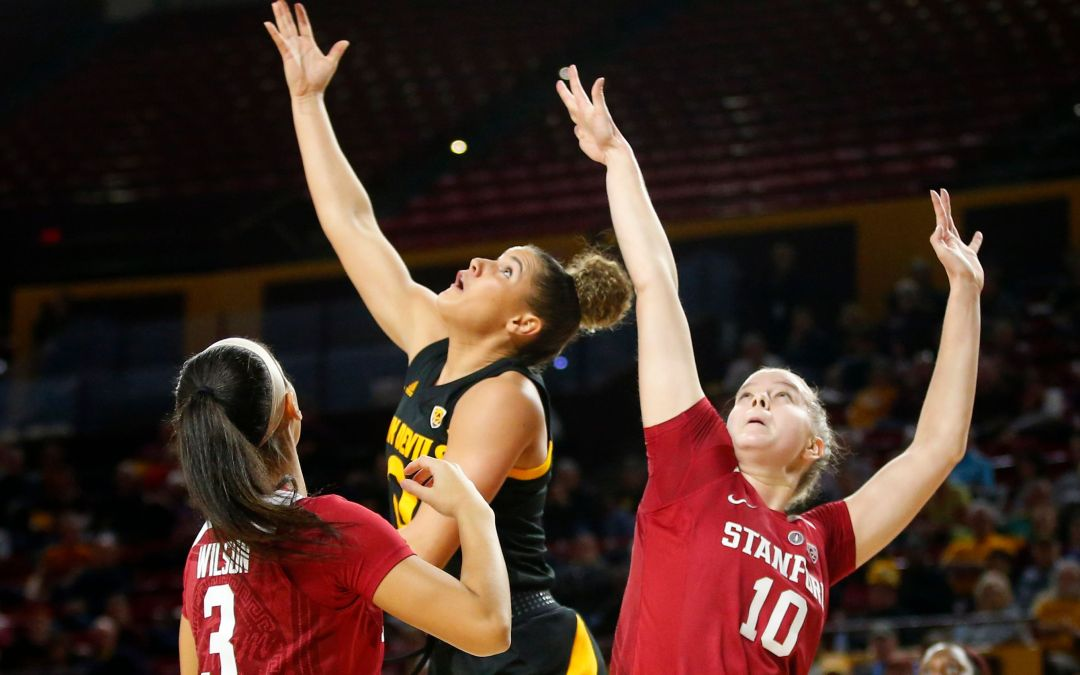 ASU women's basketball tries to avoid consecutive home losses vs. Cal