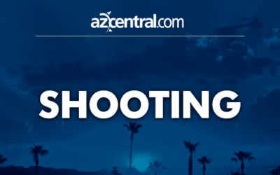 1 person injured in south Phoenix shooting