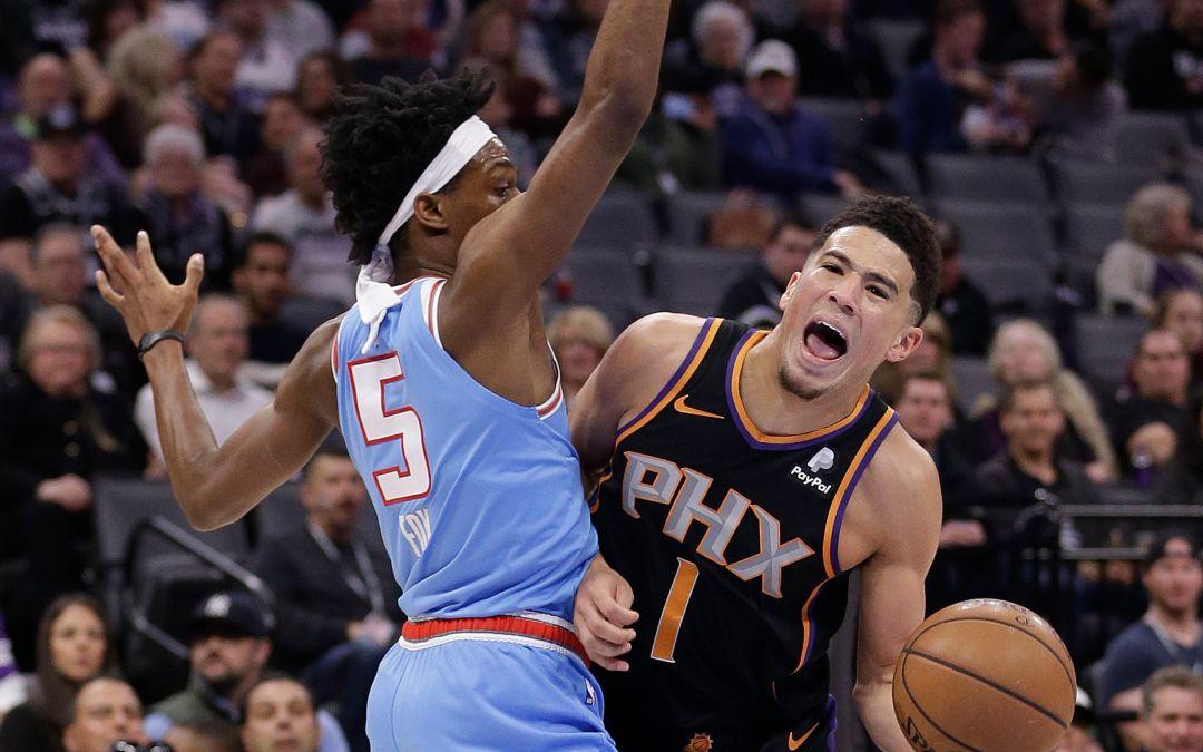 Devin Booker says Phoenix Suns 'don't deserve an All-Star break'