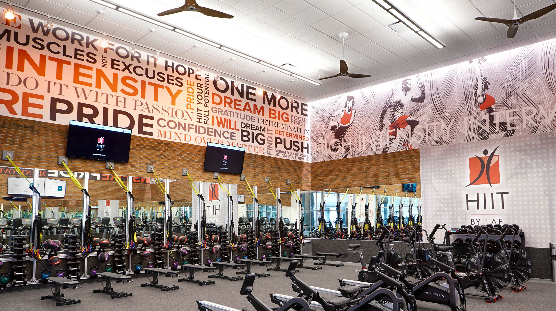 La fitness opens st upscale signature club in gilbert near