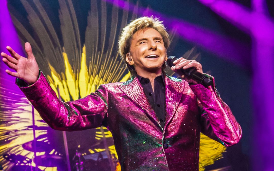 Barry Manilow was a reluctant pop star who didn't listen to the radio