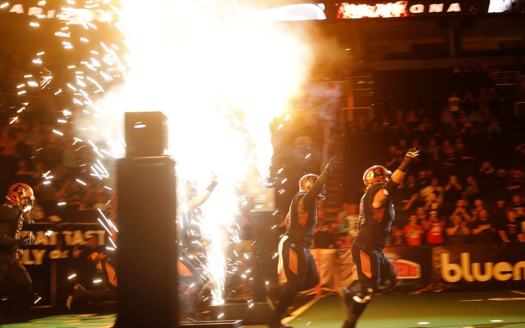 Rattlers blow out Tucson Sugar Skulls in start of IFL rivalry