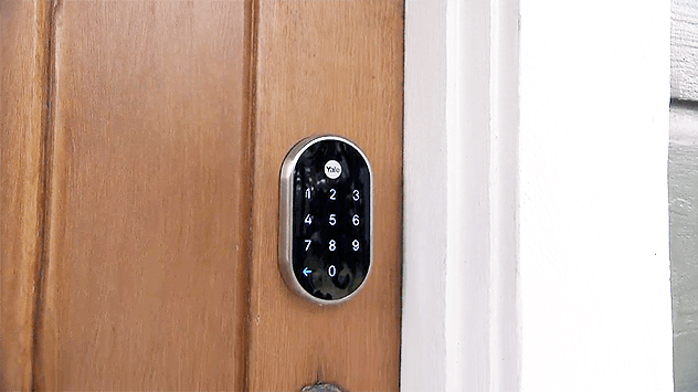Nest x Yale Lock Keeps Your Front Door Safe and Smart