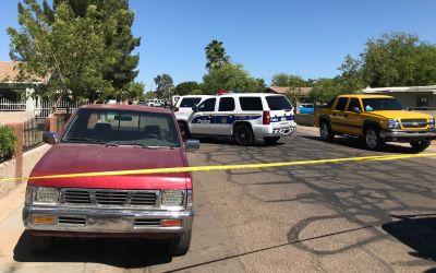 2 children in accident in Phoenix