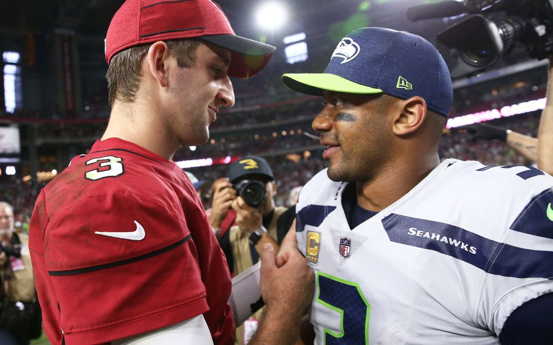 Seahawks QB talk with Giants, Cardinals