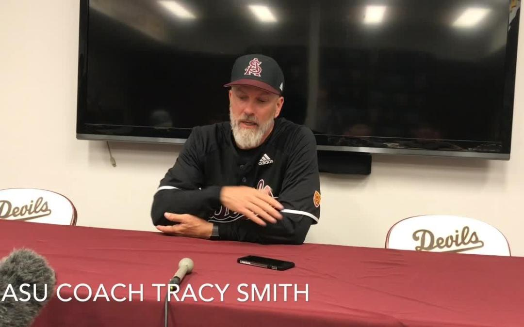 ASU baseball rallies in ninth to beat No. 4 Stanford