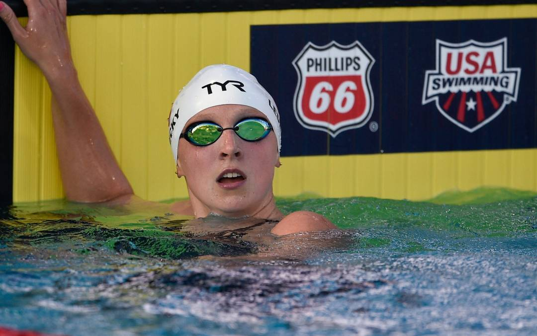 Ledecky, Coughlin among headliners in new International Swimming League