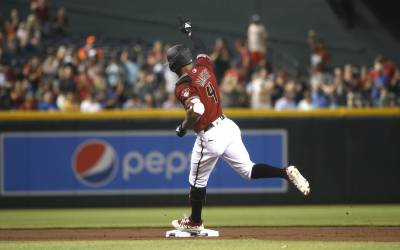 Breakout Ketel Marte up for MLB All-Star Game