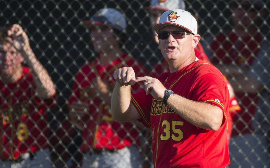 Sam Messina replacing Roy Muller as Pinnacle baseball coach