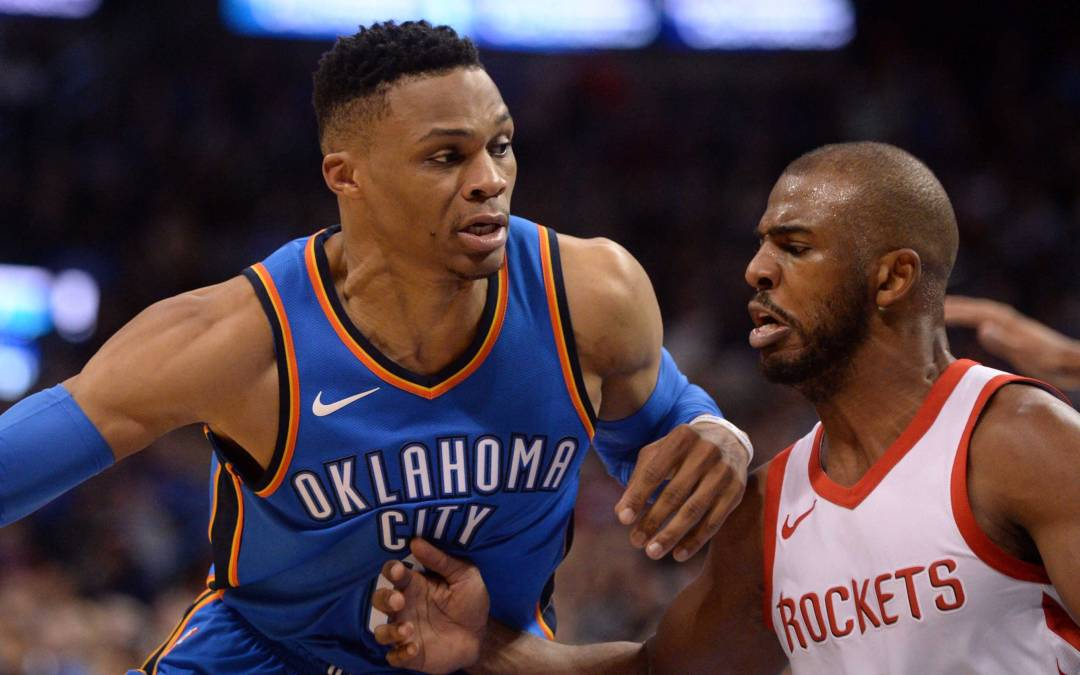 Russell Westbrook traded for Chris Paul in blockbuster deal