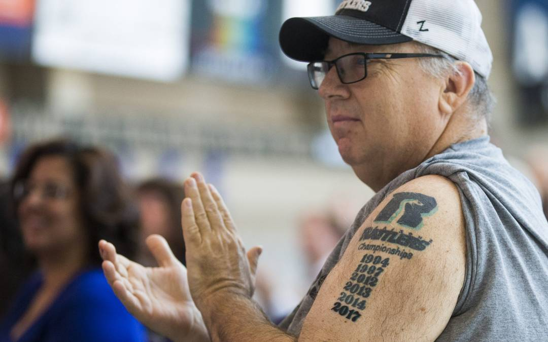 Arizona Rattlers fan hopes to add perfect-season tattoo