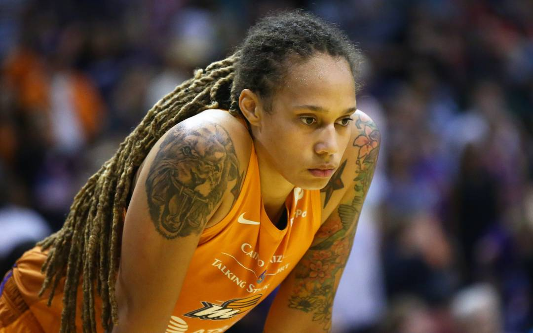 Brittney Griner selected to WNBA All-Star Game starters