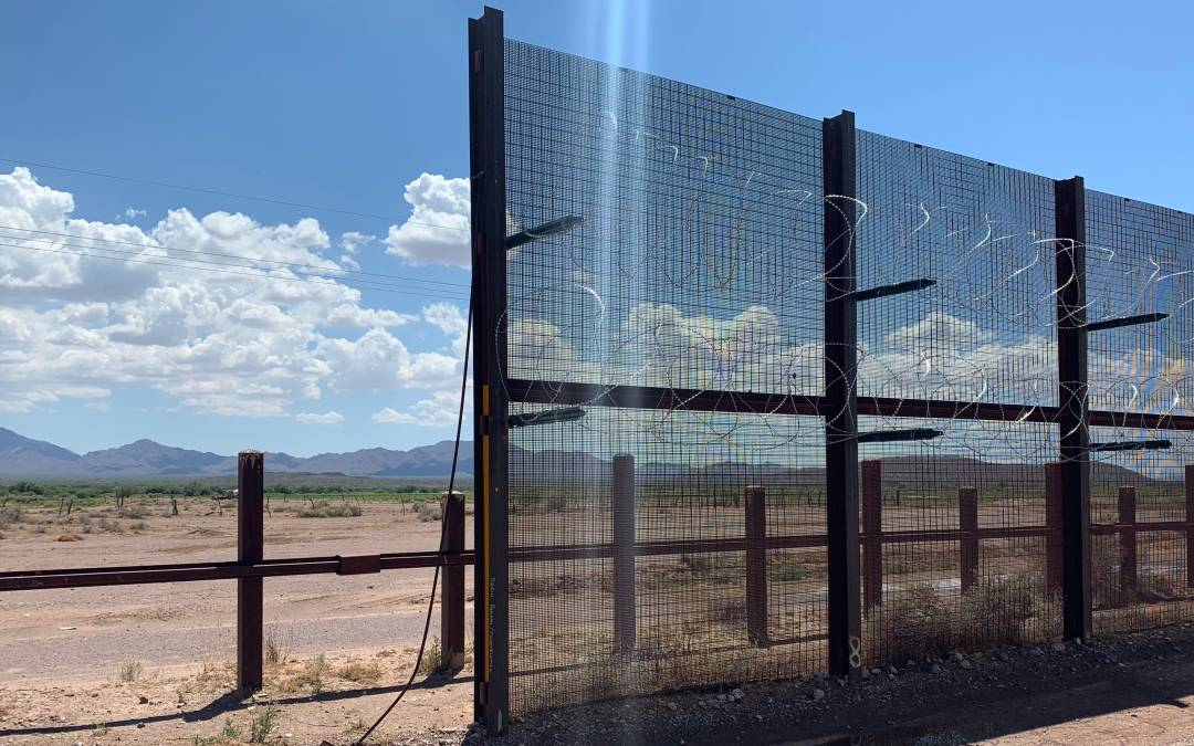 Federal government delays construction of border wall at Organ Pipe