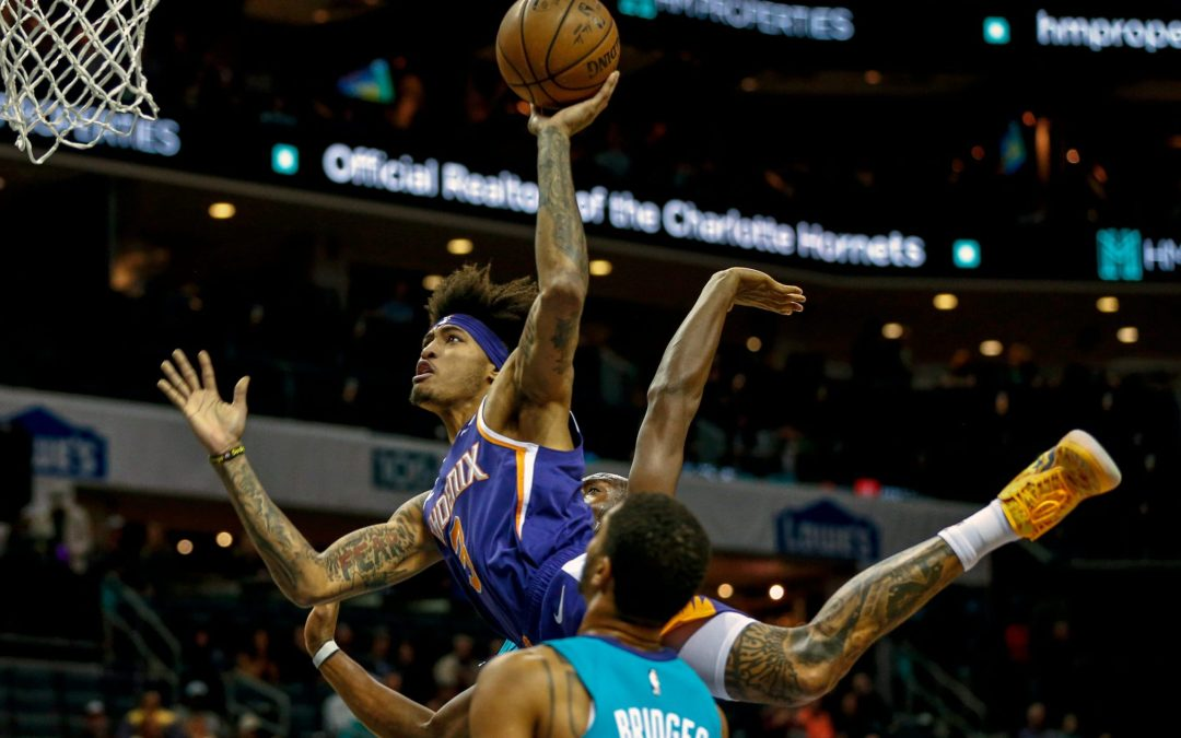 Kelly Oubre Jr. saves Suns in late comeback over Hornets