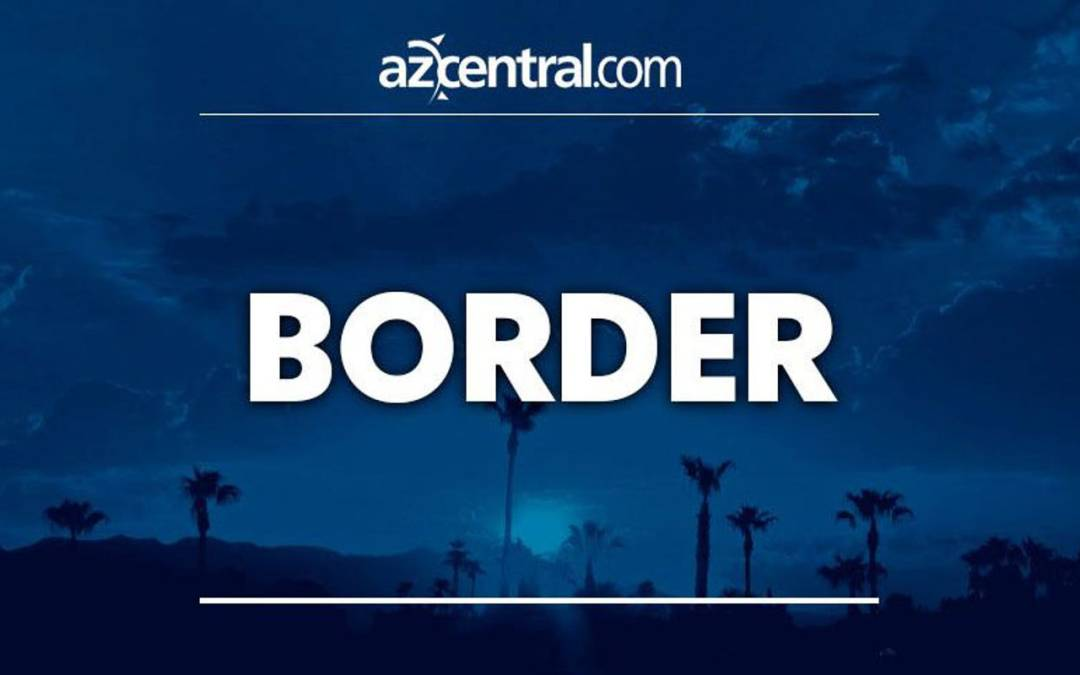 Border officials find 2 incomplete tunnels between Arizona, Mexico