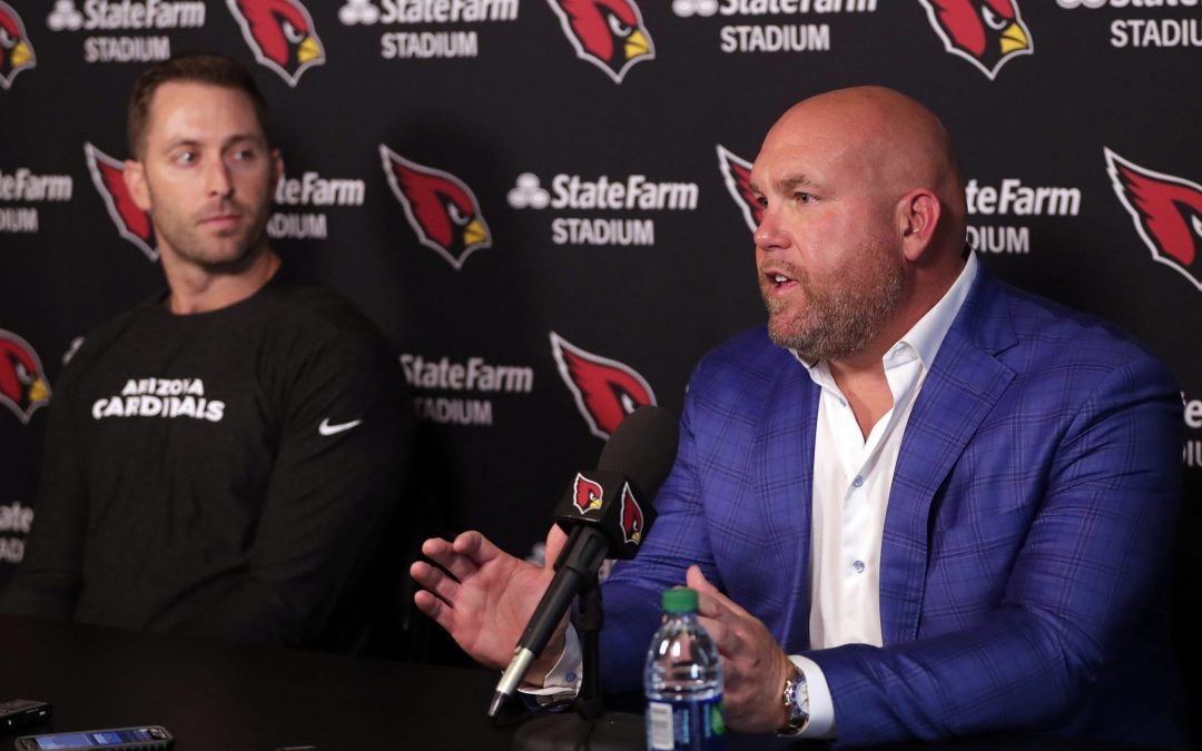 Arizona Cardinals say they are prepared for unusual 2021 NFL draft