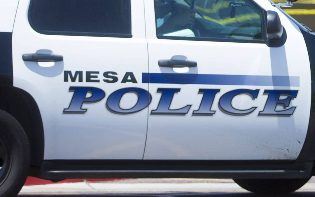 Nathan Chisler, Mesa officer charged in unarmed police shooting fired