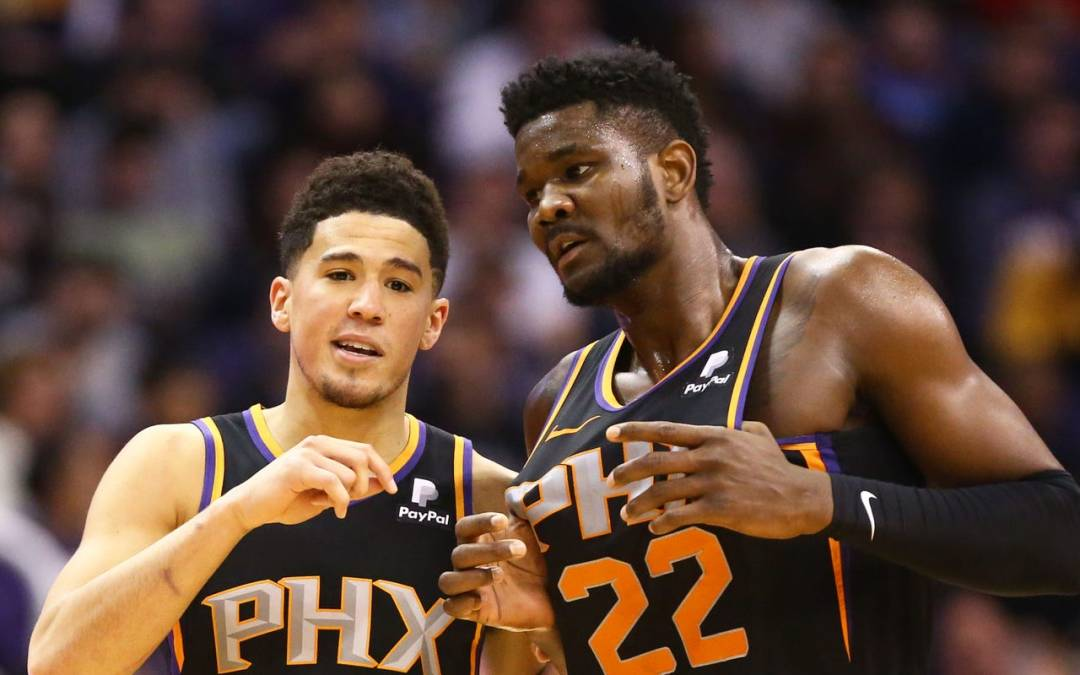 Even if Phoenix Suns keep losing, Devin Booker in win-win situation