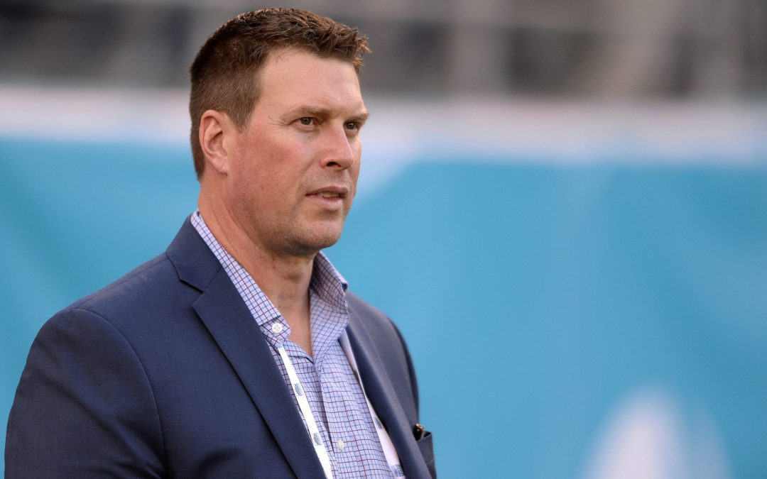 Ryan Leaf arrested in California for misdemeanor domestic battery