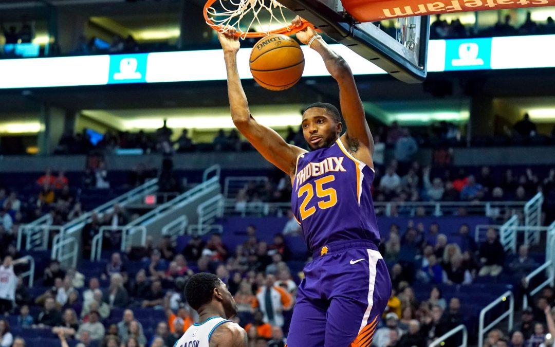 Suns' Mikal Bridges coping with NBA's uncertain season, off-season